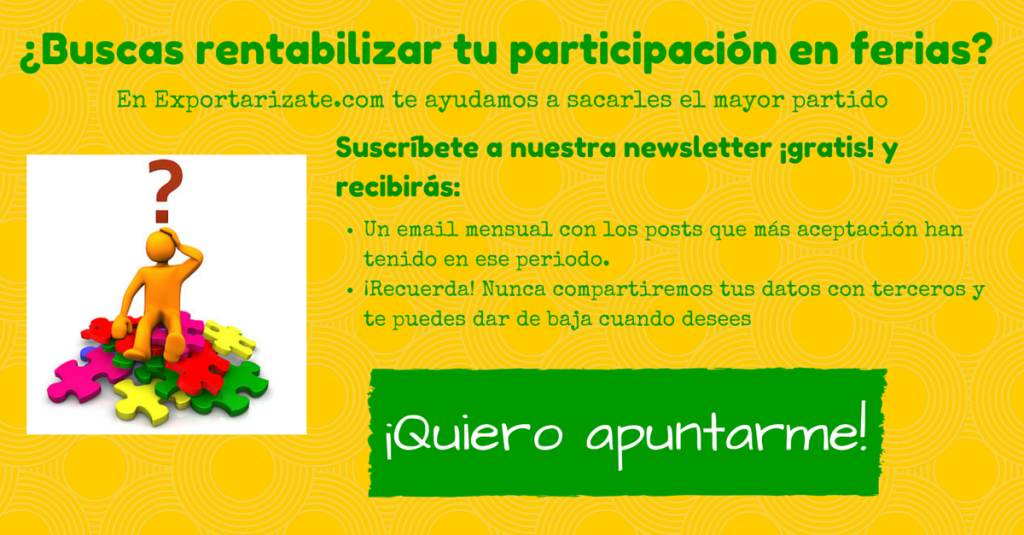 apuntate a nuestra newsletter