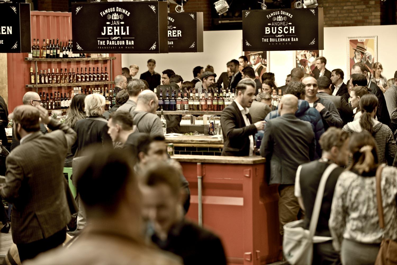 Bar Convent 2015